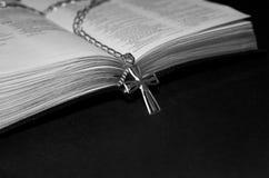 A Bíblia fotografia de stock