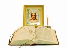 A Bíblia Imagem de Stock