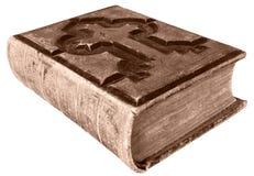 A Bíblia antiga Fotografia de Stock