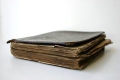 A Bíblia do vintage imagens de stock royalty free