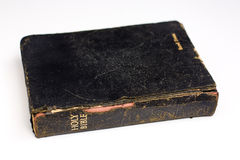 A Bíblia gasta imagem de stock royalty free