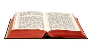 A Bíblia hebréia Imagens de Stock