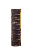 A Bíblia holandesa velha Foto de Stock