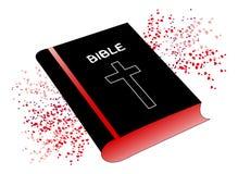 A Bíblia Sagrada ilustração do vetor