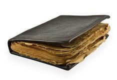 A Bíblia velha imagens de stock