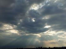 Bóg światło obrazy royalty free