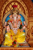 bóg dobrobytu hindusa Zdjęcie Royalty Free