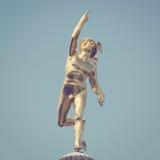 Bóg Mercury Zdjęcia Stock