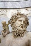 Bóg Nil grek Neilos pio muzeum, watykan Zdjęcia Stock
