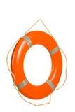 Bóia de vida vermelha Imagem de Stock