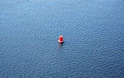 Bóia na água Foto de Stock Royalty Free