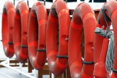 Bóias de vida Imagem de Stock