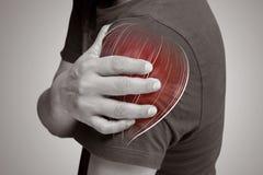 bólowy ramię obrazy stock