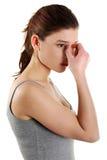 bólowy sinus obrazy stock