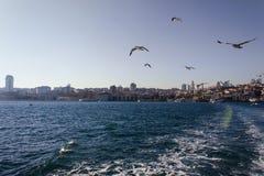 Bósforo Estambul Imágenes de archivo libres de regalías