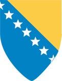 Bósnia e Herzegovina Imagem de Stock Royalty Free
