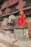 bóstw durbar hinduski Nepal patan kwadrat Obraz Stock