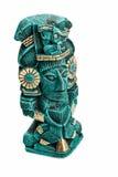 bóstwa odosobniona majska Mexico statua Obrazy Stock