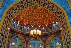 Bóveda azul Imagen de archivo libre de regalías