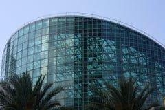 Bóveda de cristal Foto de archivo