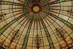 Bóveda de cristal Imagenes de archivo