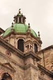 Bóveda de la catedral de Como. Imágenes de archivo libres de regalías