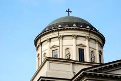 Bóveda de la iglesia Imagenes de archivo