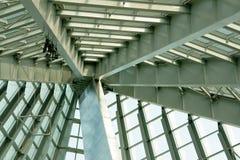 Bóveda de la luz Imagenes de archivo
