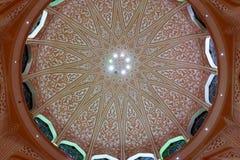 Bóveda de la mezquita imagen de archivo libre de regalías