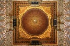 Bóveda de la mezquita Foto de archivo