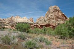 Bóveda de Navajo Imagen de archivo libre de regalías