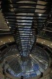 Bóveda de Reichstag - Berlín Fotos de archivo