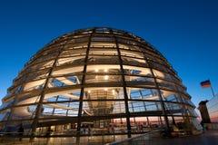 Bóveda de Reichstag, Berlín fotos de archivo libres de regalías