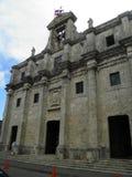 Bóveda de Santo Domingo de la iglesia Foto de archivo