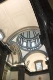 Bóveda de una iglesia Fotos de archivo libres de regalías