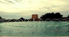 Bóveda del agua Imagenes de archivo