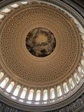 Bóveda del capitolio Imagen de archivo libre de regalías