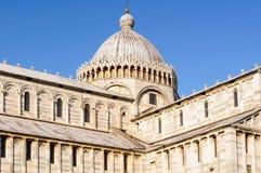 Bóveda del Duomo 1 - Pisa Imagen de archivo libre de regalías