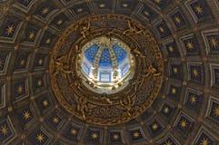 Bóveda del Duomo - Siena Foto de archivo libre de regalías