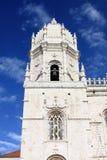 Bóveda del monasterio de Jeronimos Fotografía de archivo