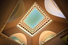 Bóveda del museo Imagen de archivo
