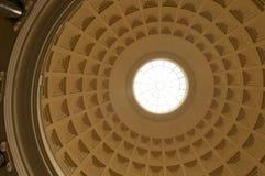 Bóveda del National Gallery de los E.E.U.U. Imagenes de archivo