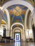 Bóveda del palacio de la paz Fotografía de archivo libre de regalías