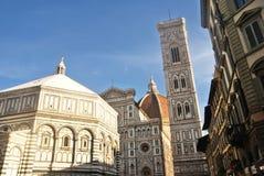 Bóveda del ` s de Florencia Foto de archivo libre de regalías