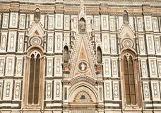 Bóveda del ` s de Florencia Fotografía de archivo libre de regalías