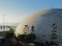 Bóveda en bahía Foto de archivo