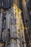 Bóveda en cologne Imágenes de archivo libres de regalías