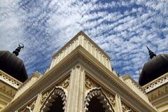 Bóveda islámica de Moghul imagenes de archivo