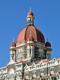 Bóveda principal del hotel del palacio de Taj Mahal fotografía de archivo