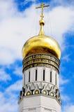 Bóveda principal del Ivan la gran torre de Bell Foto de archivo